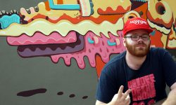E7 – Michael Roy: An MSA Graduate and International Muralist