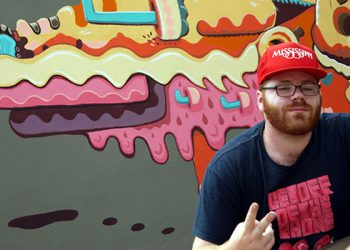 E7 – Michael Roy: An MSA Graduate and International Muralist