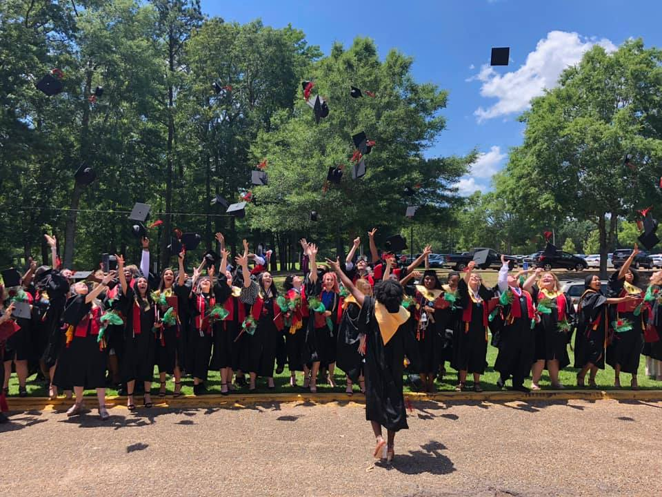 E8 – Commencement 2019 for the Mississippi School of the Arts