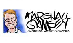 E11 – Editorial Cartoonist Marshall Ramsey: A Message to Graduates